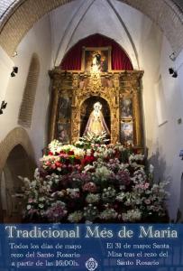 Tradicional Mes de María