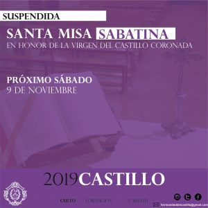 Santa Misa Sabatina